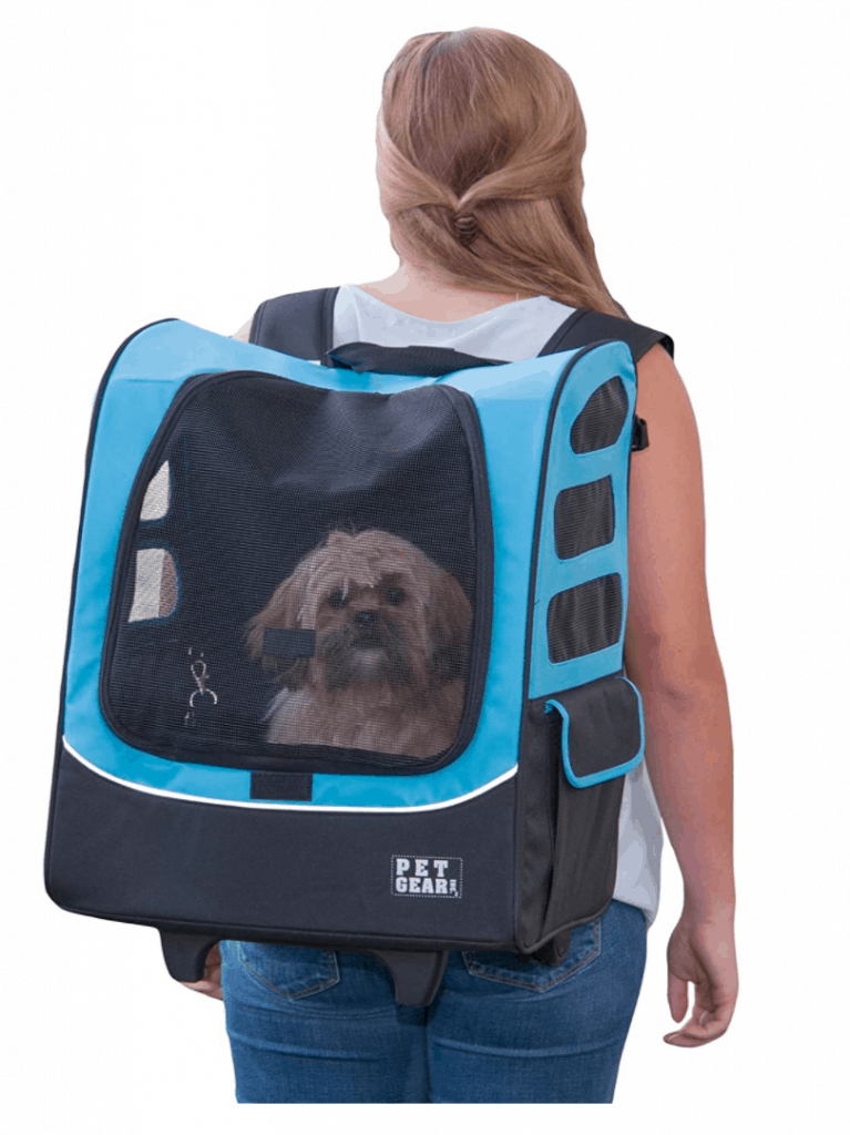 Pet Gear I-GO2 Backpack Carrier