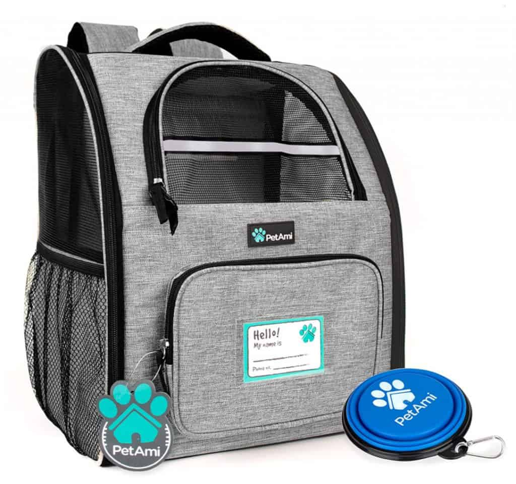 PetAmi Deluxe Cat Backpack