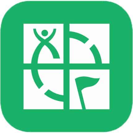 Geocaching app icon